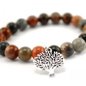 agate bracelet live tree
