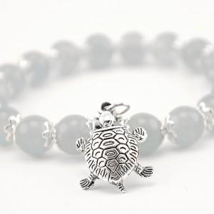 aquamarine bracelet turtle