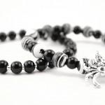 agate bracelet spider