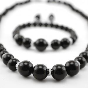 black agate estilo
