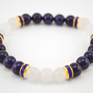 lazuli and jade bracelet