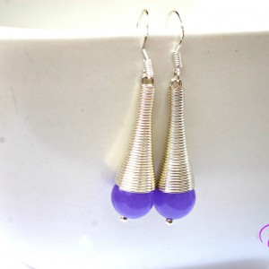 Alexandrite earringsAlexandrite earrings
