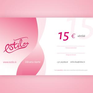 Davanu karte 15 eiro